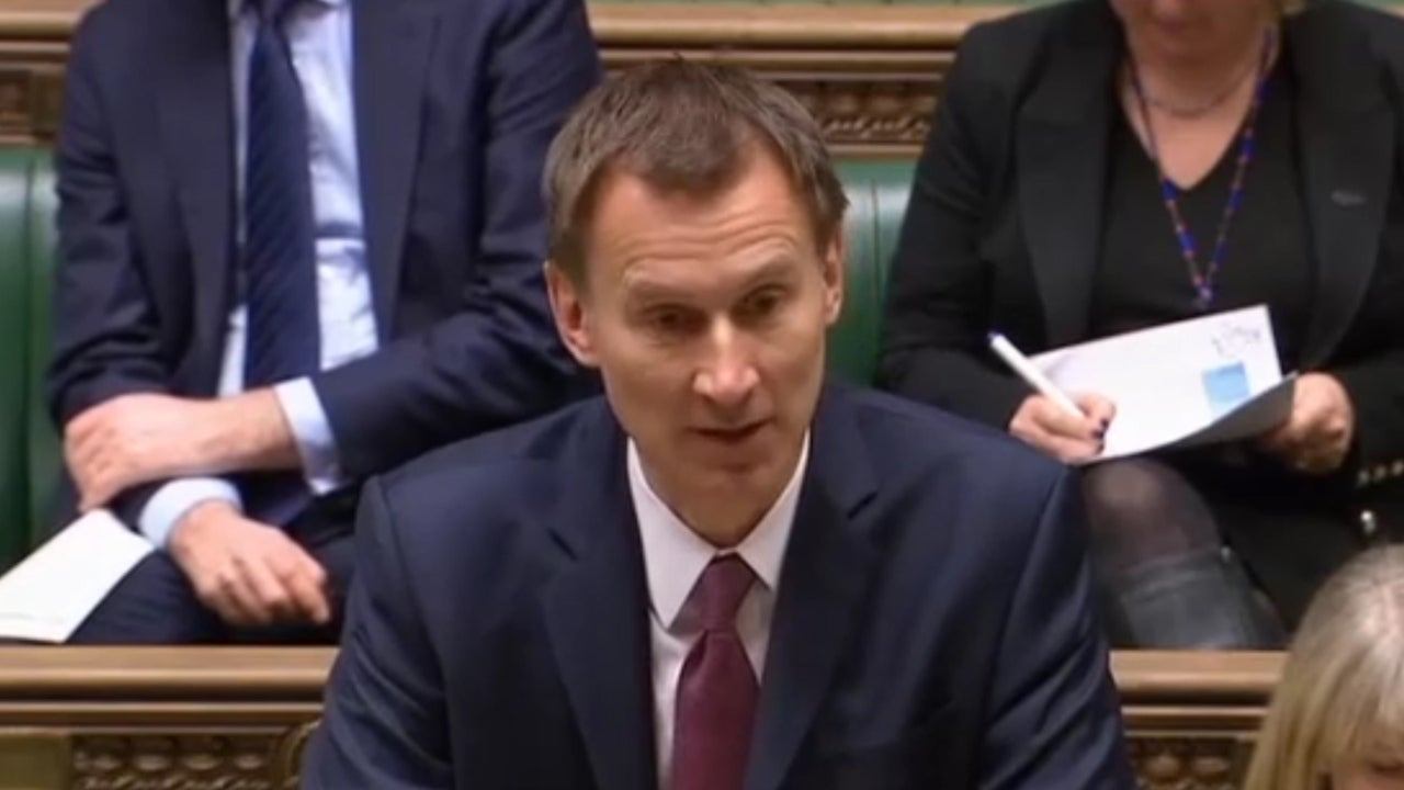 I watched as Jeremy Hunt failed our NHS. He's unfit to be prime minister