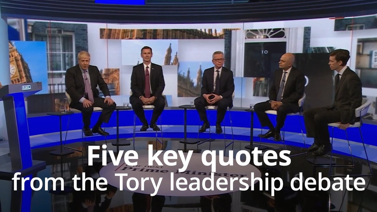 Compare this Tory cohort to Disraeli, Baldwin, Churchill and Macmillan. Behold how far the party has fallen