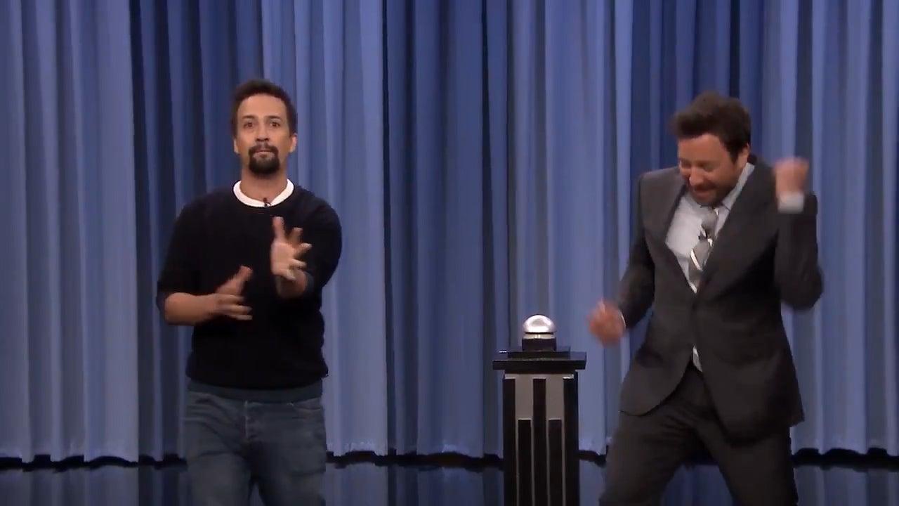 Hamilton creator Lin-Manuel Miranda returns to Broadway with freestyle rap show