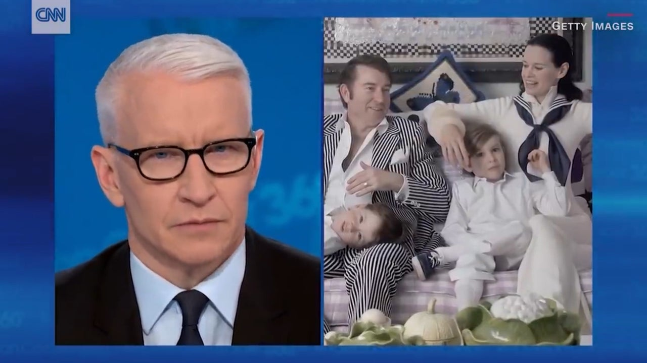 Anderson Cooper pays moving tribute to late mother Gloria Vanderbilt: 'It feels very lonely right now'