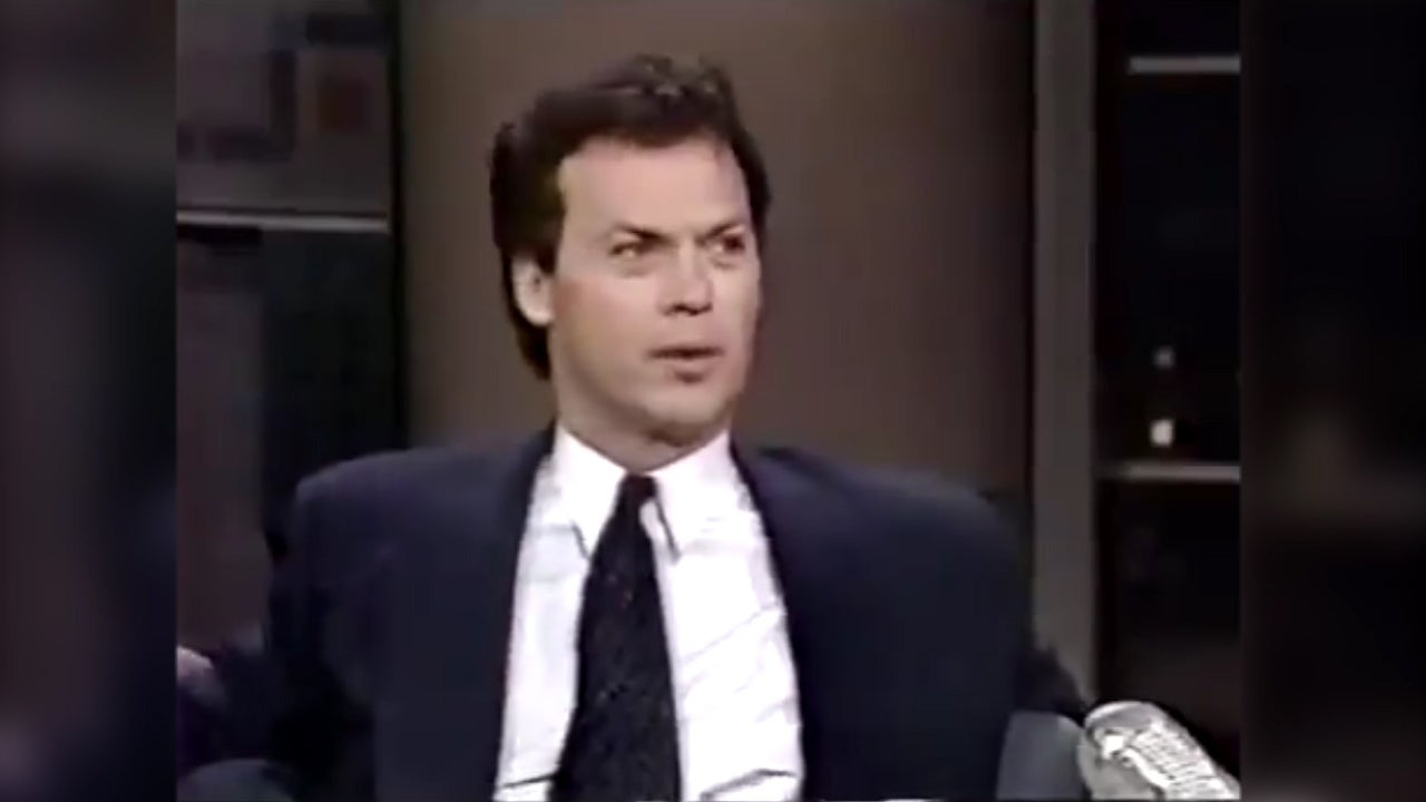 Michael Keaton ruined huge Batman plot twist on David Letterman chat show day before release