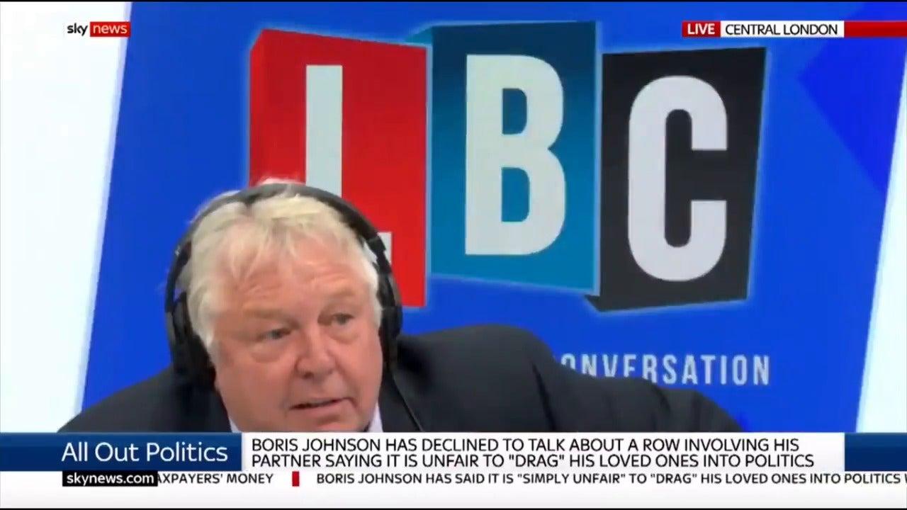 Boris Johnson making model buses isn't weird. What's weird is not ad…