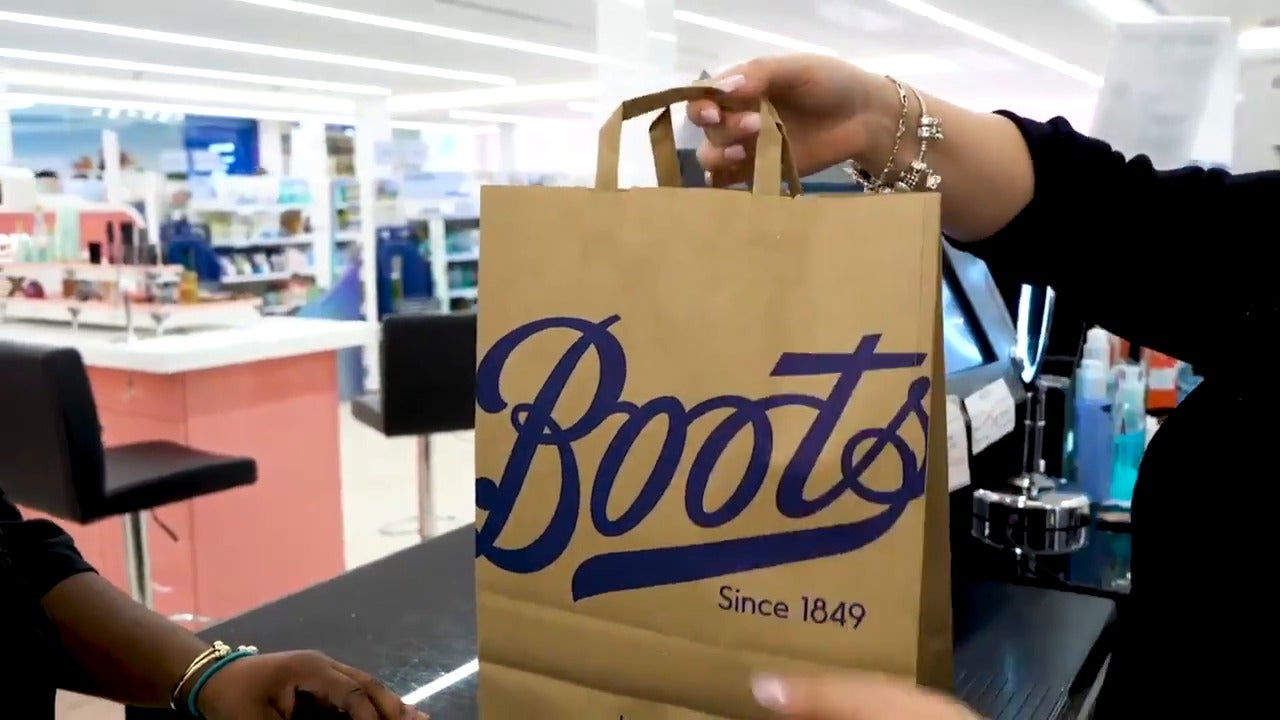 Boots faces backlash over 'hypocrisy' for making switch from plastic to paper bags