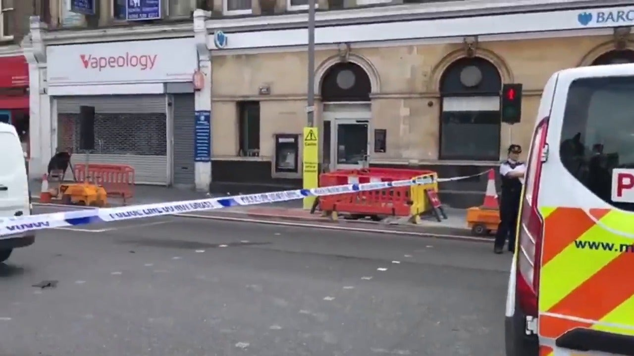 Leyton shooting: Man aged in his 20s shot dead in east London
