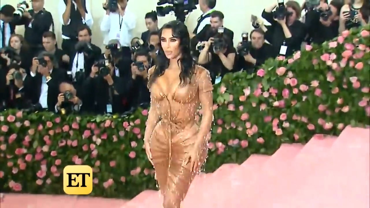Kim Kardashian says Met Gala corset left painful marks on her back a…