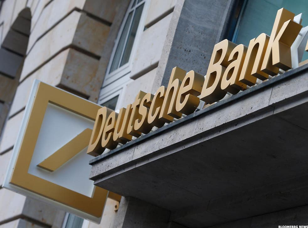 The German bank has paid s