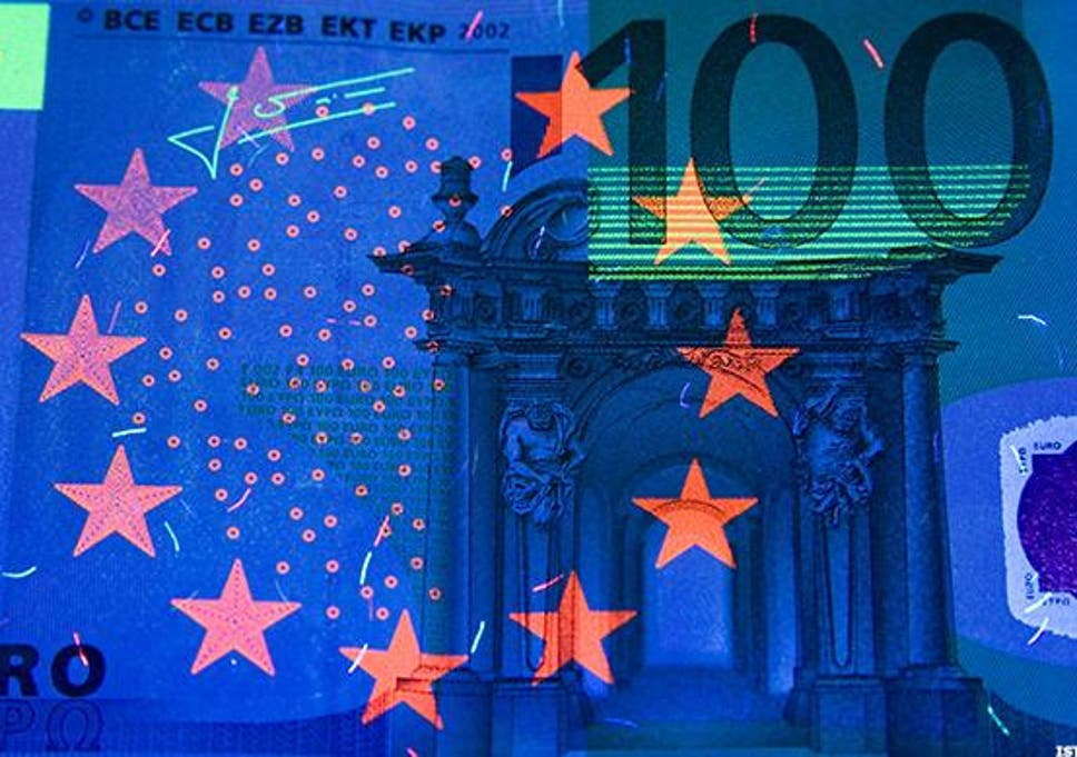 Pound sterling set for all-time low against the Euro, say