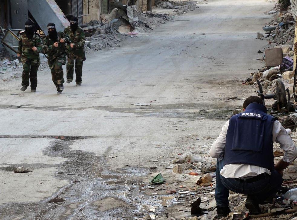Aleppo, 4 October 2013