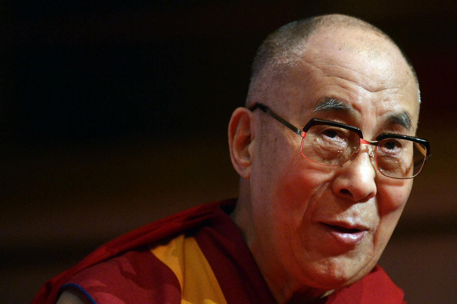 What the Dalai Lama said when he was asked whether we should pray for Paris