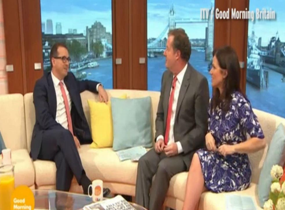 Picture: ITV/screengrab