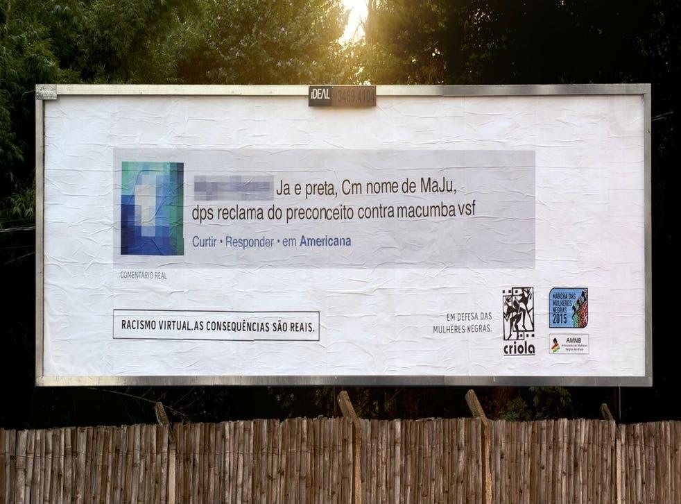 Picture: racismovirtual.com.br