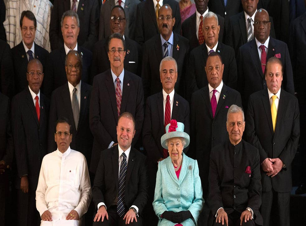 The Commonwealth Heads of State summit 2015