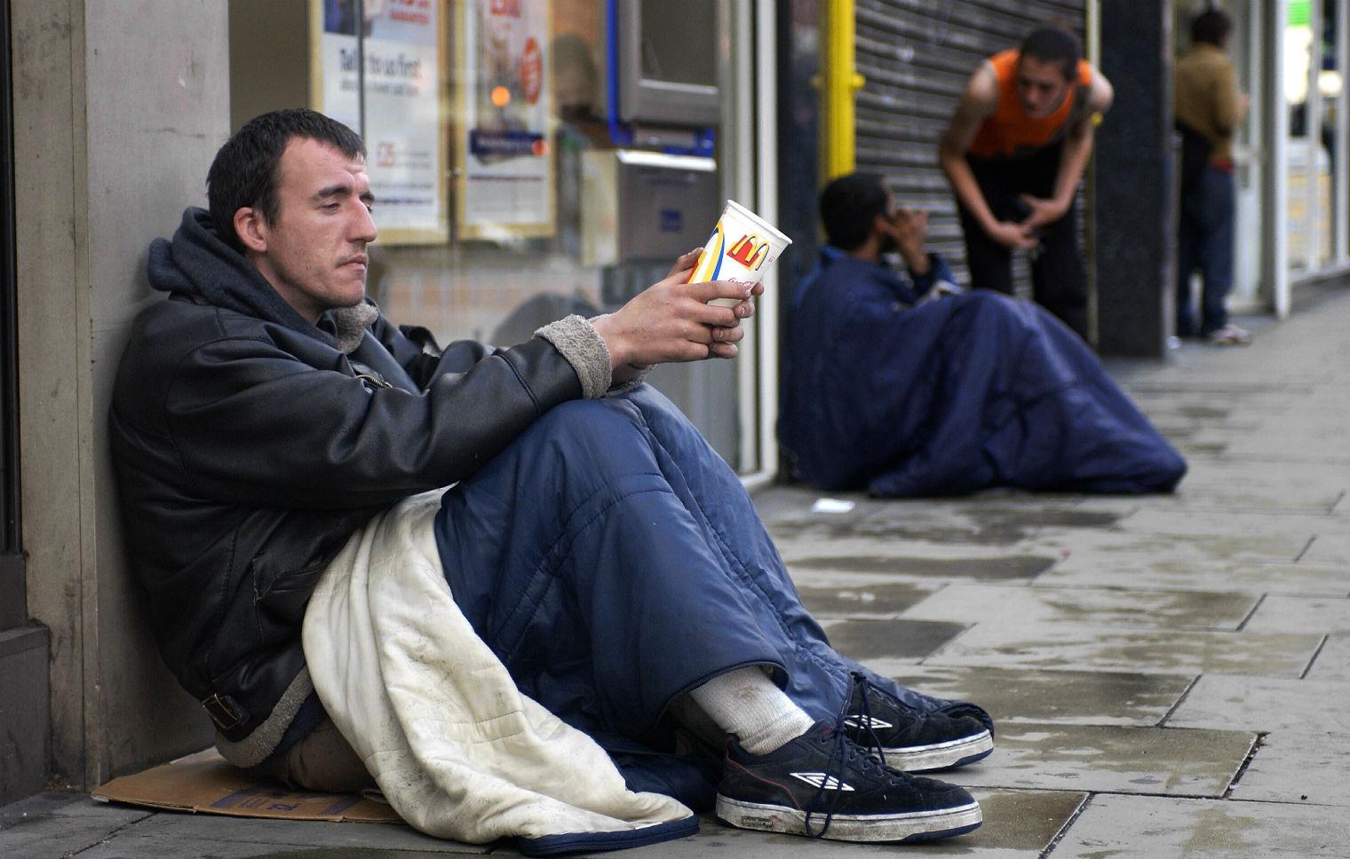 Dating a Homeless Man