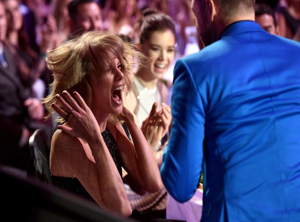 Taylor Swift reacts to Twitter's algorithm change