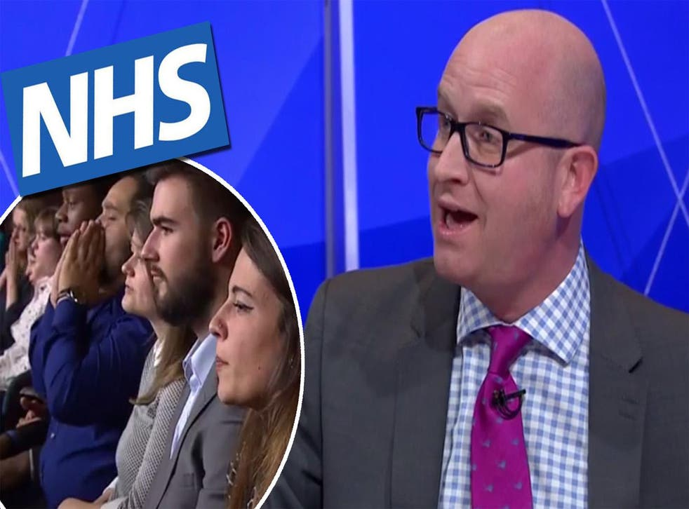 (Pictures: BBC/NHS