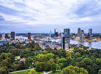 Rotterdam, NL. Picture:  querbeet/iStock
