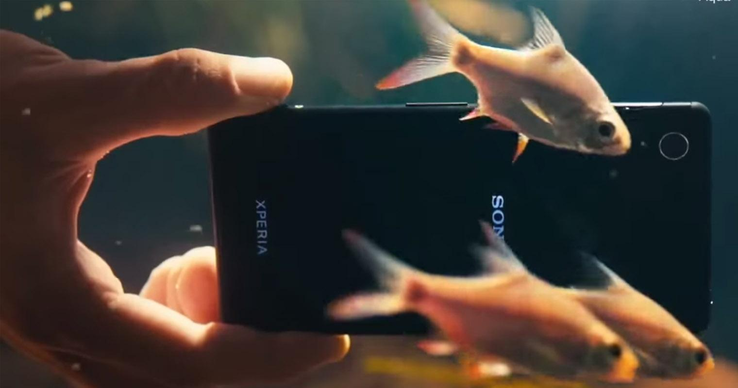 There's a glaring problem with Sony's 'waterproof' smartphones