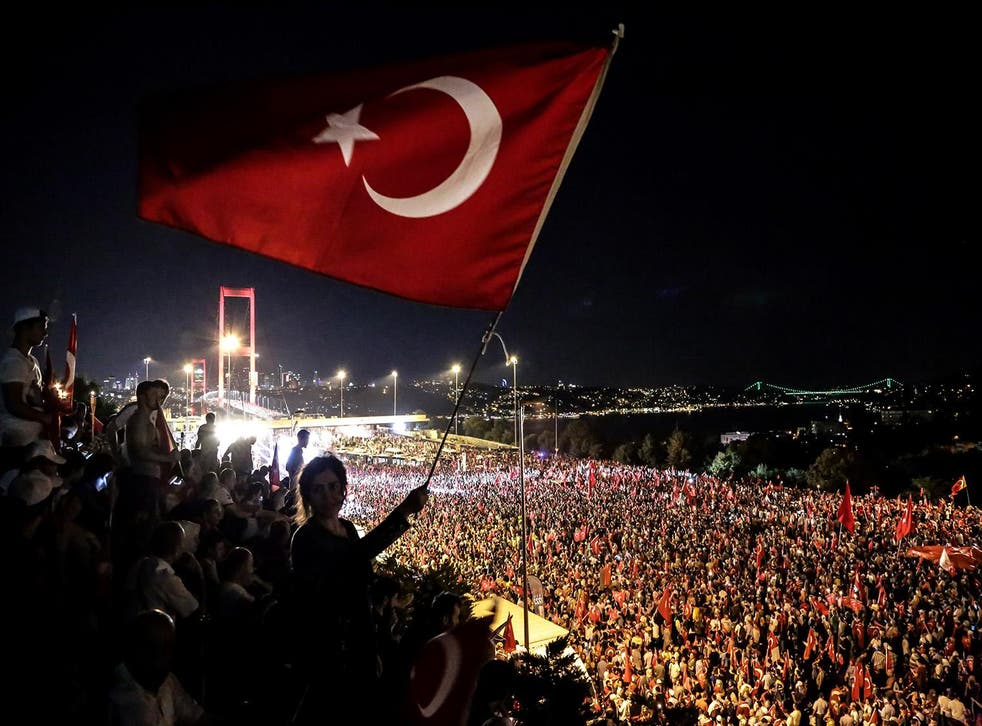 Picture: UMIT TURHAN COSKUN/AFP/Getty Images
