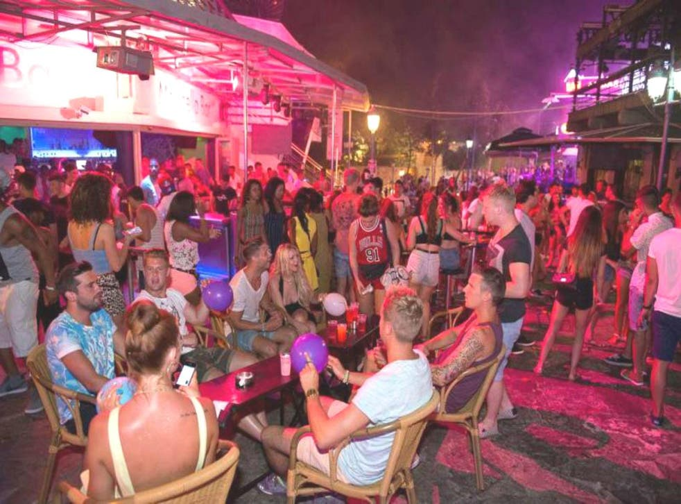 Picture: Love Ayia Napa/Facebook