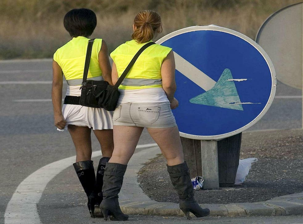 Prostitutes who tout at the roadside must wear hi-vis jackets or face being fined