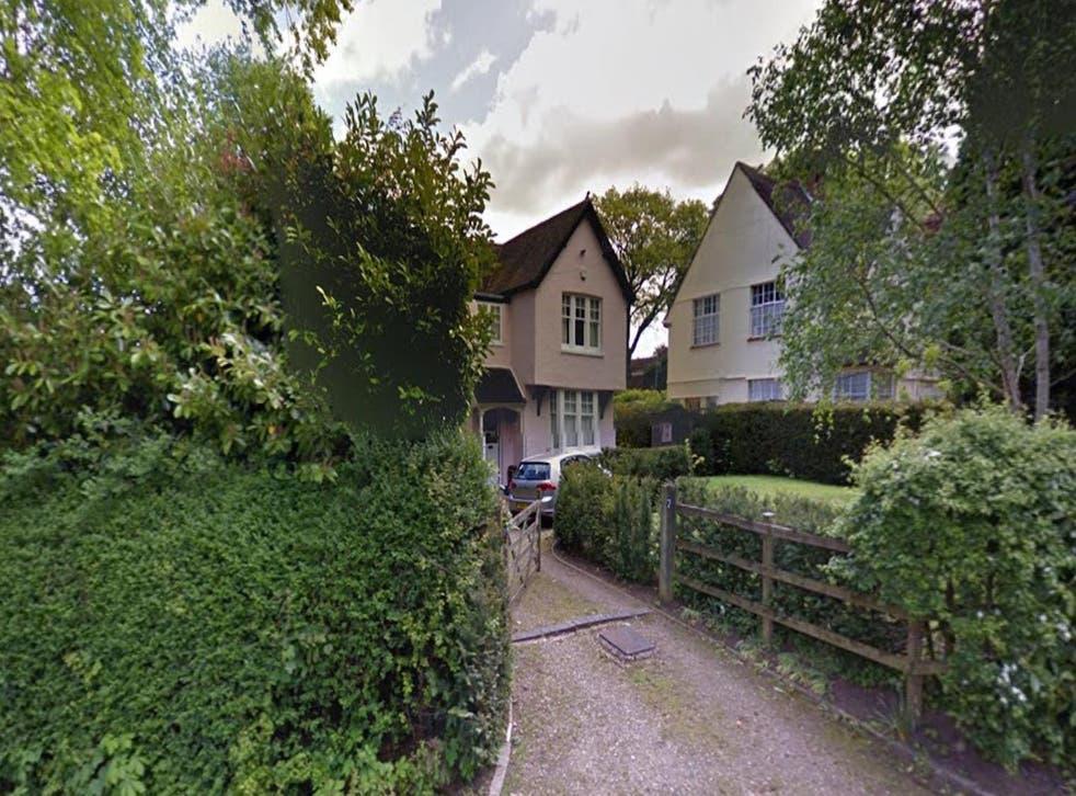 (Picture: Google Streetview/Screengrab