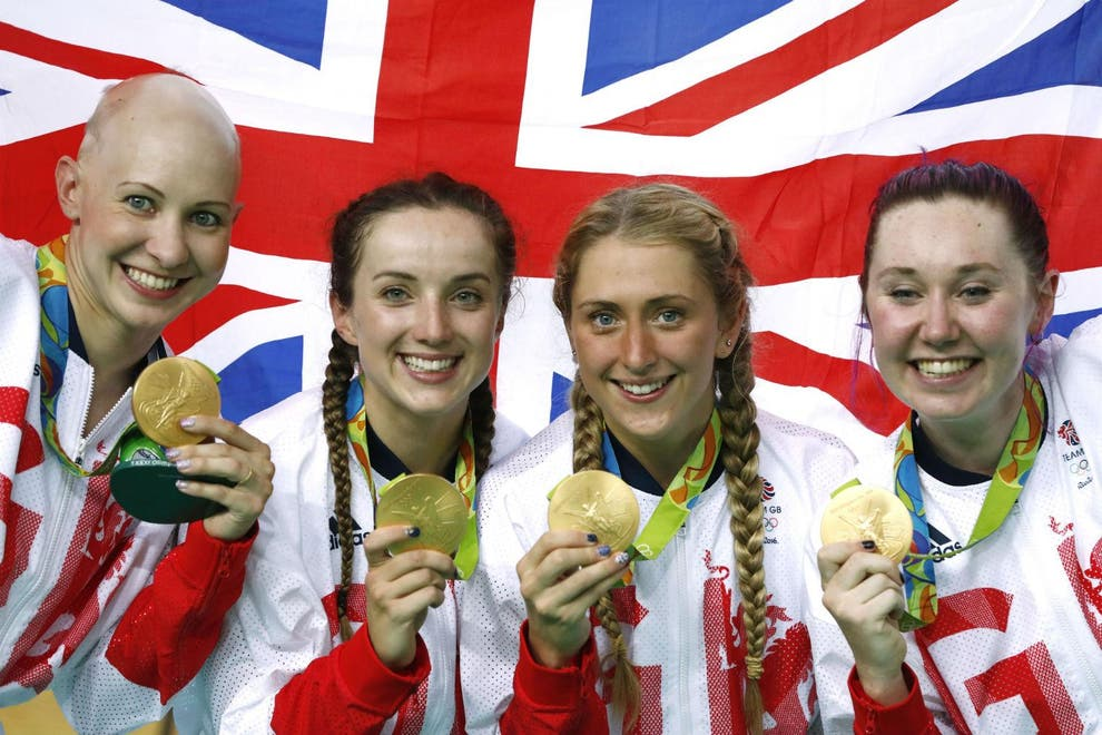 Sports picture of the day: GB women are Olympic hockey