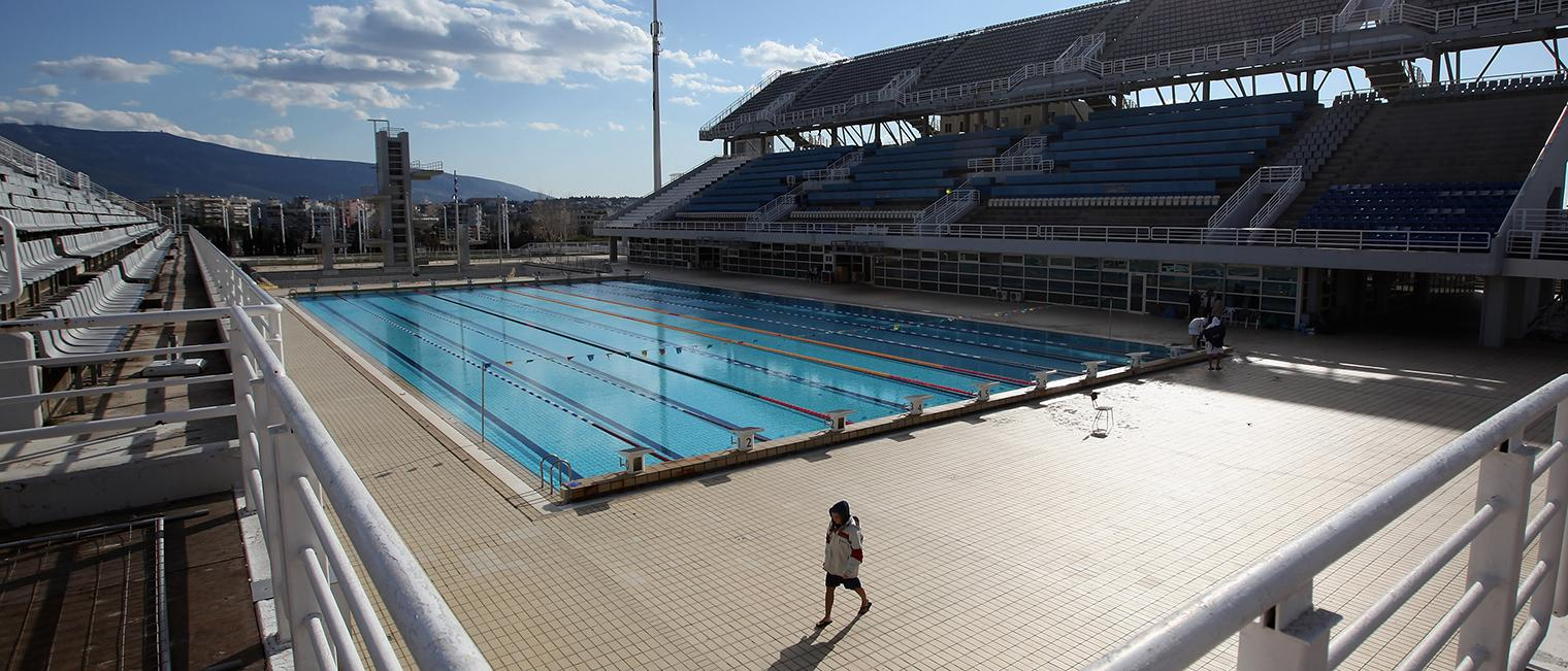 The truth about the Rio swimming pool turning as green as ...