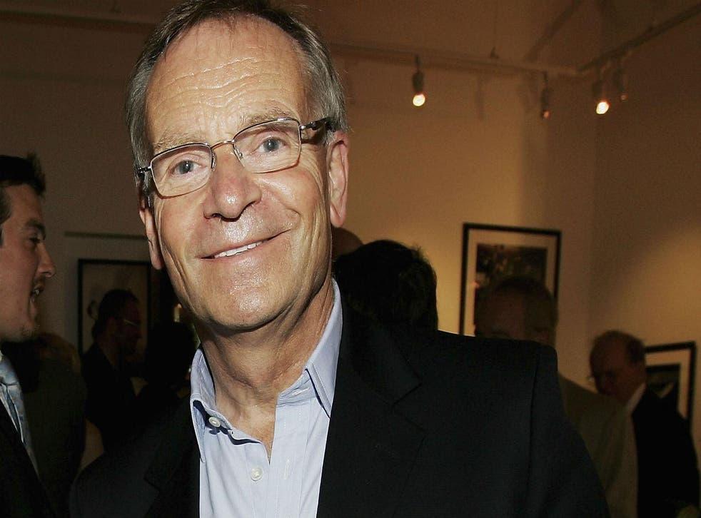 Jeffery Archer in 2005