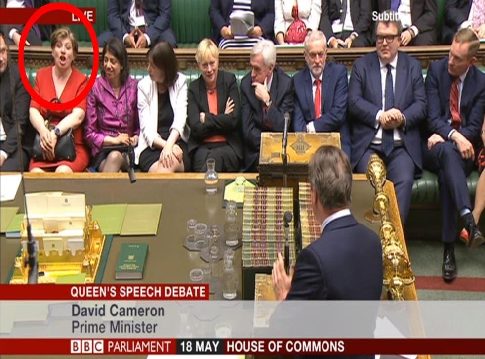 Picture: BBC/Screengrab