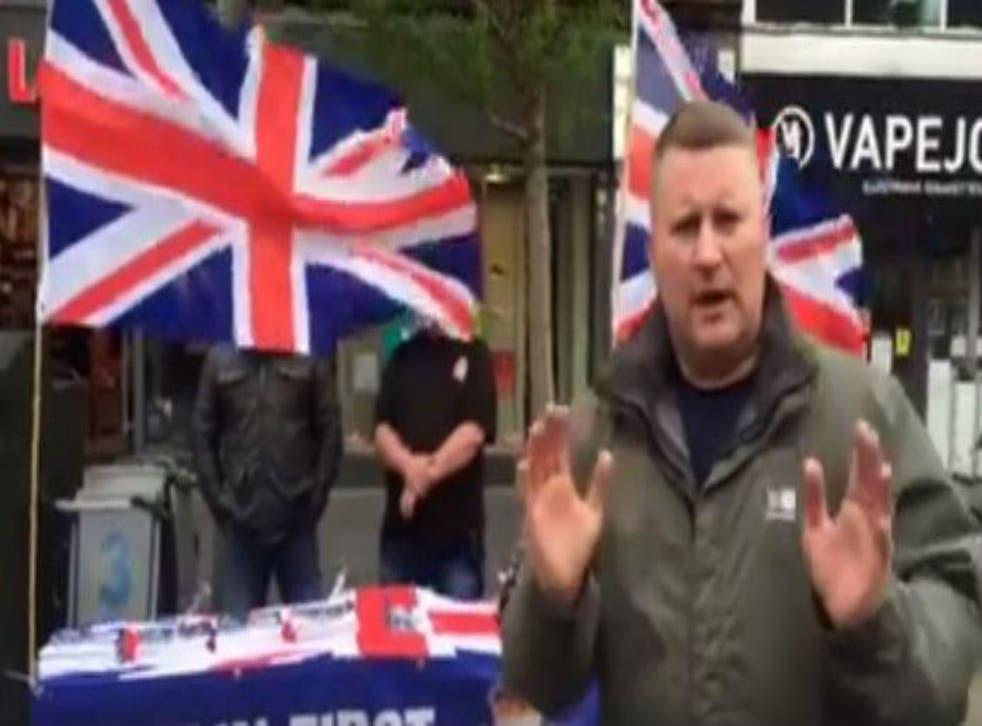 Screengrab/Britain First