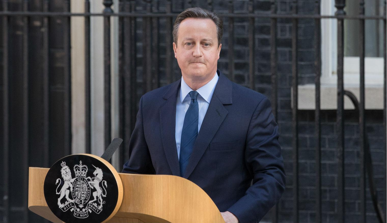 People are really, really hoping this theory about David Cameron and Brexit is true