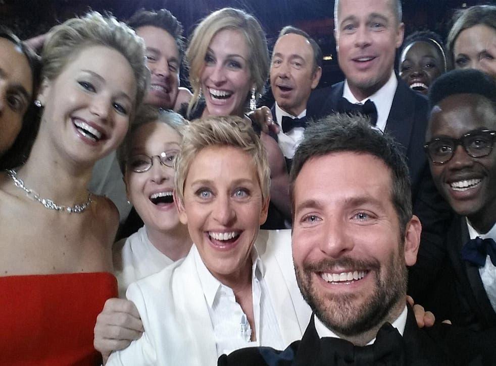(Photo: Ellen DeGeneres/Twitter