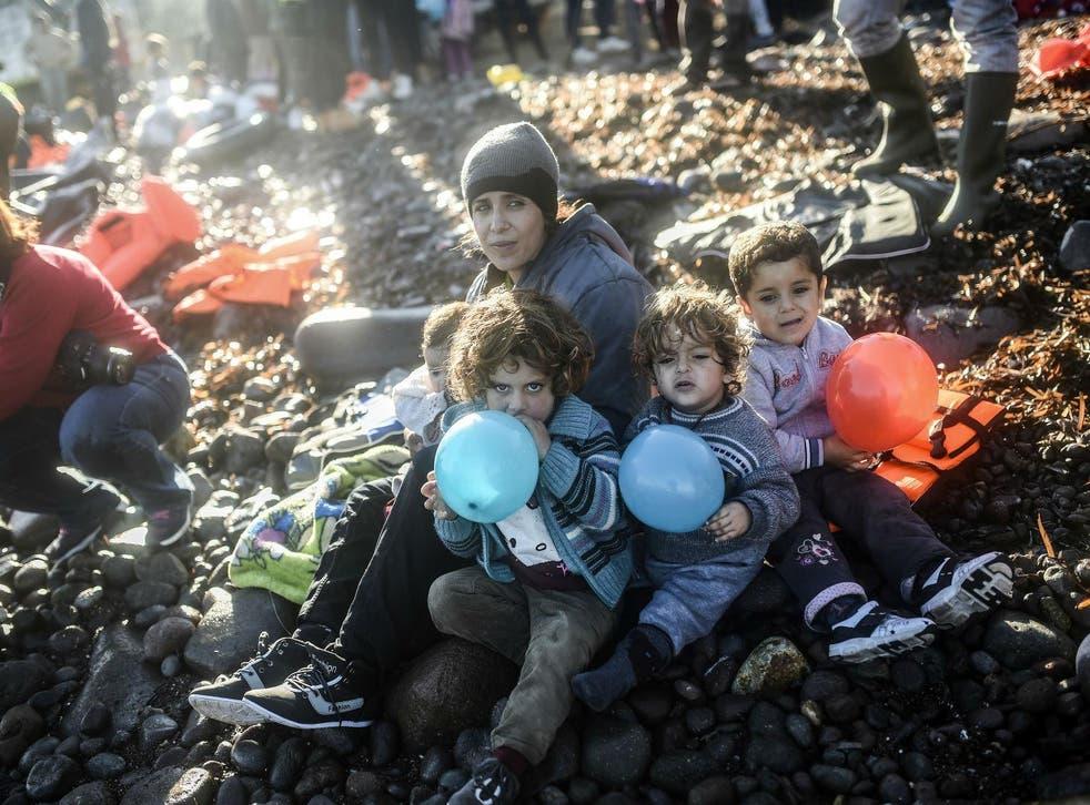 Picture: BULENT KILIC/AFP/Getty Images