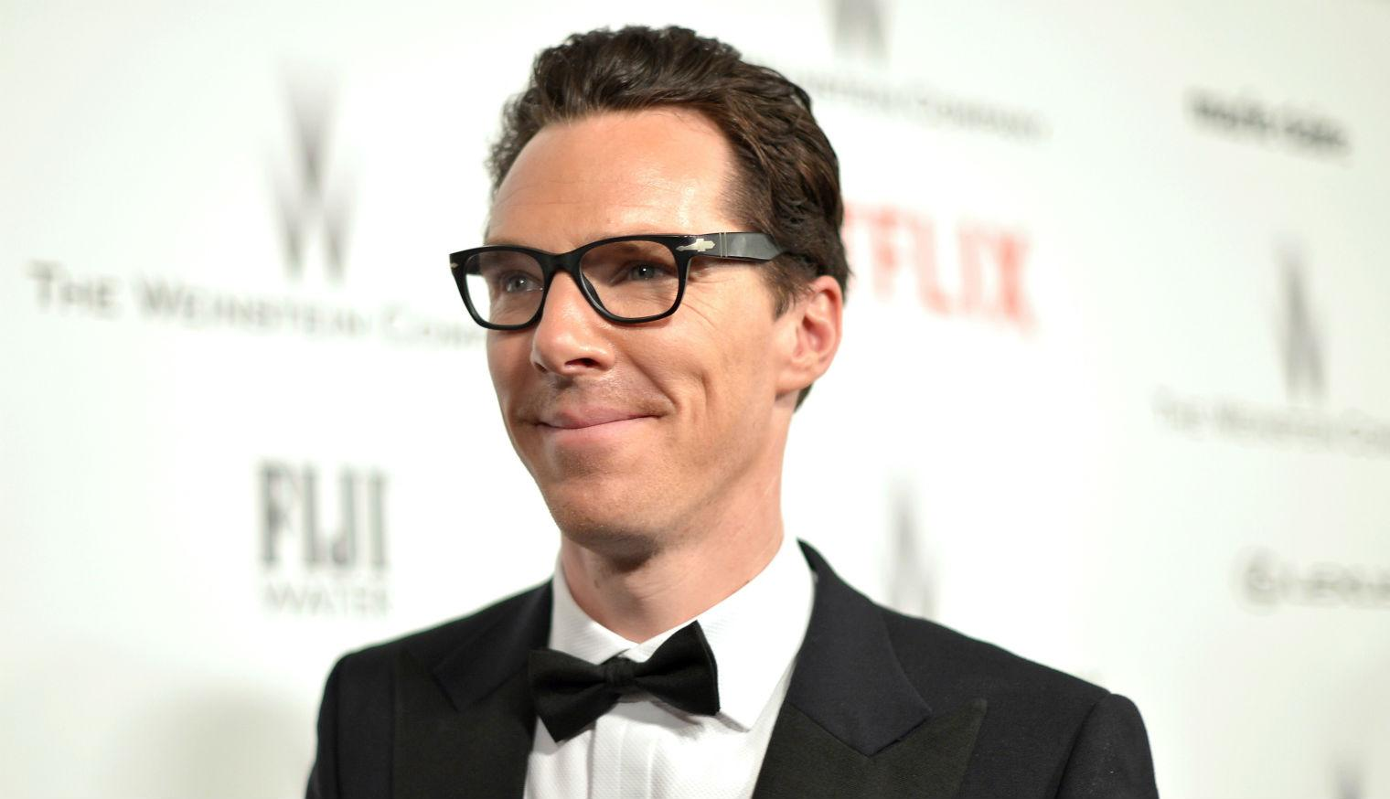 Everyone should read Benedict Cumberbatch's moving letter to Father Christmas