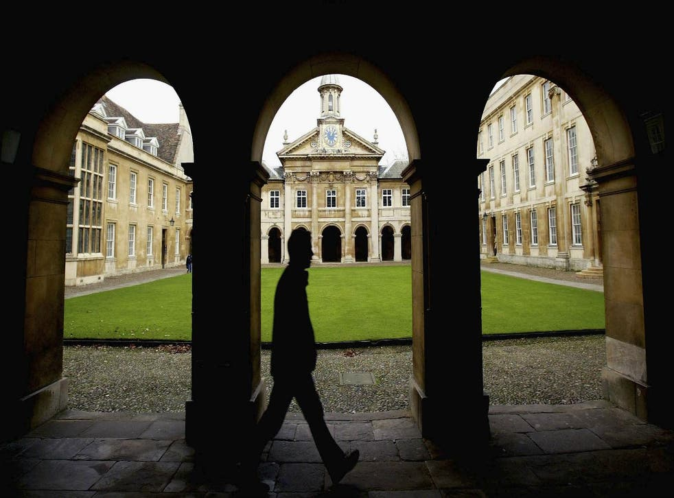 University of Cambridge is the highest-ranked in the UK