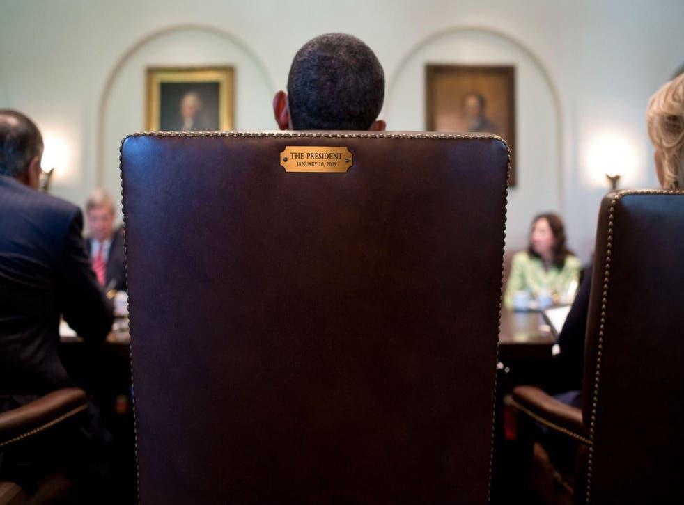 Picture: Pete Souza/The White House