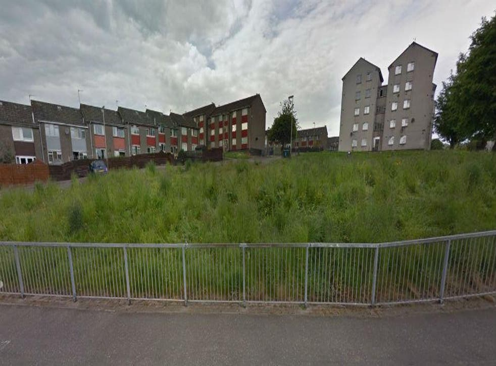 Mill O'Mains estate, Dundee