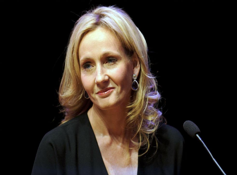 JK Rowling's Harry Potter was turned down by 12 publishing houses before being taken on by Bloomsbury