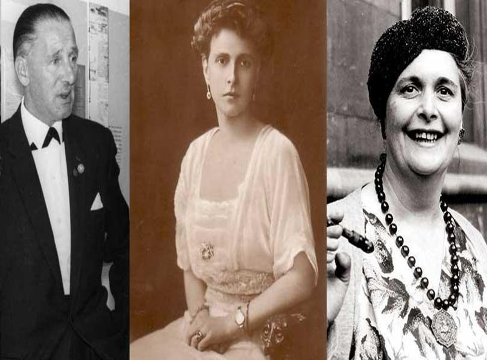 Charles Coward, Princess Alice and Sofka Skipworth
