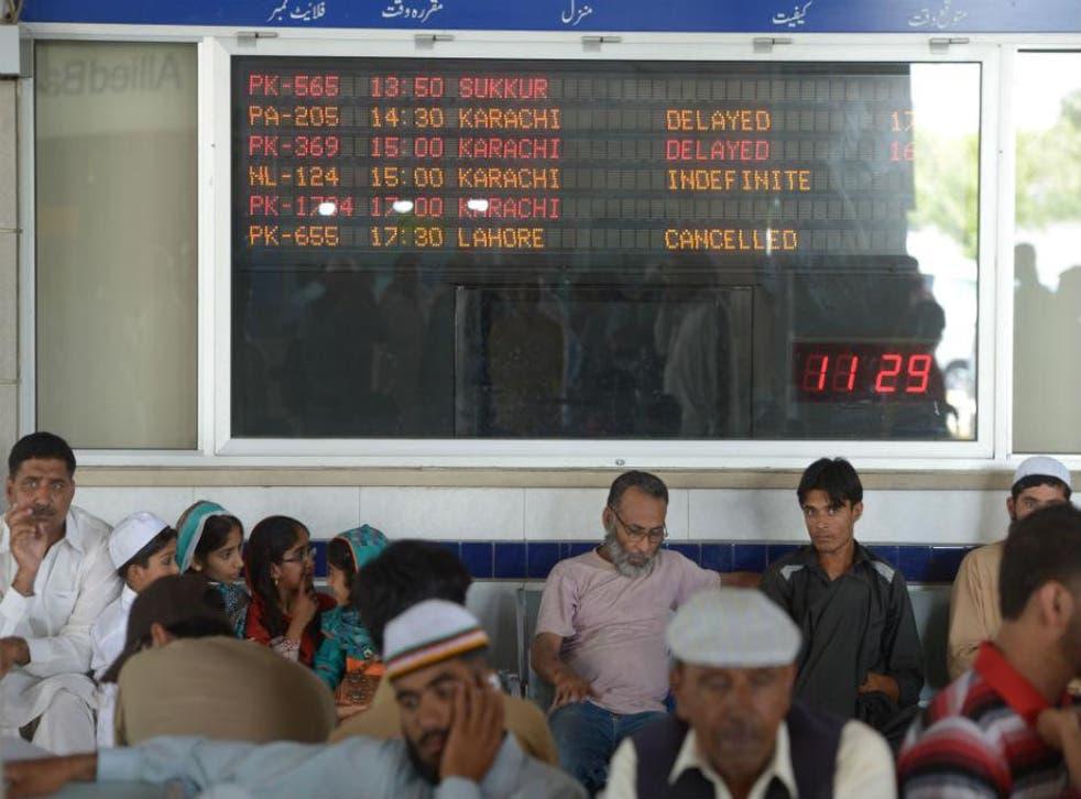 Islamabad Benazir Bhutto International Airport, Pakistan
