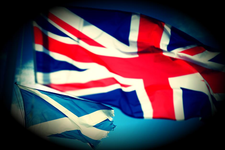 portrayal of the upcoming scottish referendum