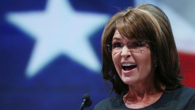 <p>Sarah Palin has teased that she may run for senator of Alaska</p>