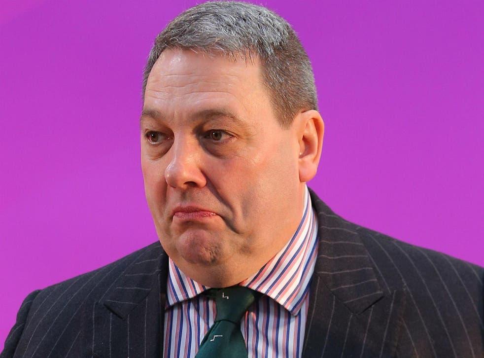 Ukip Scotland leader David Coburn