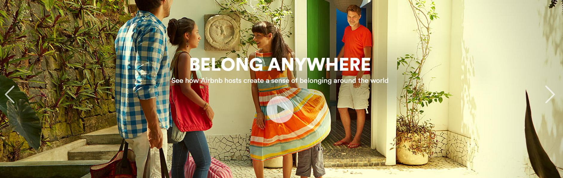 Airbnb would love to win the Nobel Peace Prize. Really