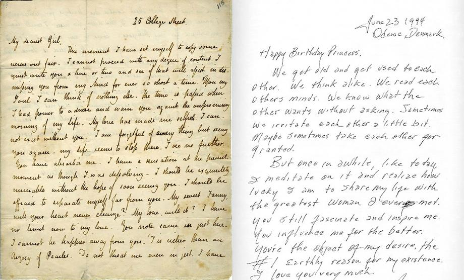 The 10 greatest love letters of all time | indy100