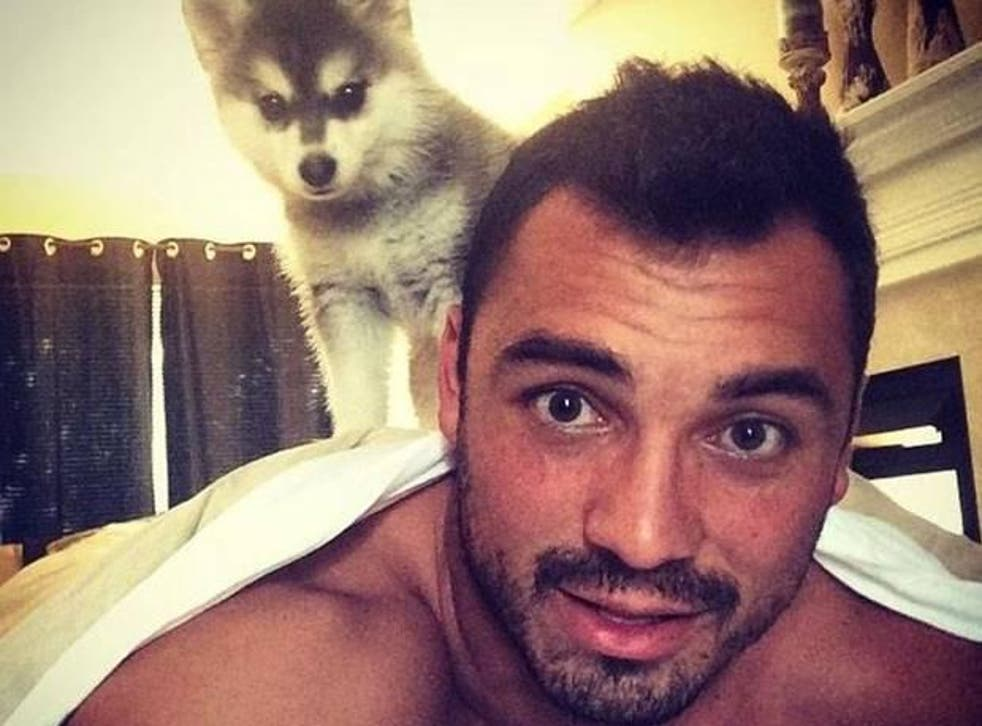 (Picture: Twitter/Joseph Fauria