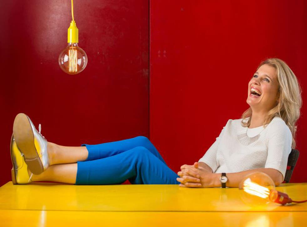 Danielle George will feature on the annual Christmas Lectures starting on Monday