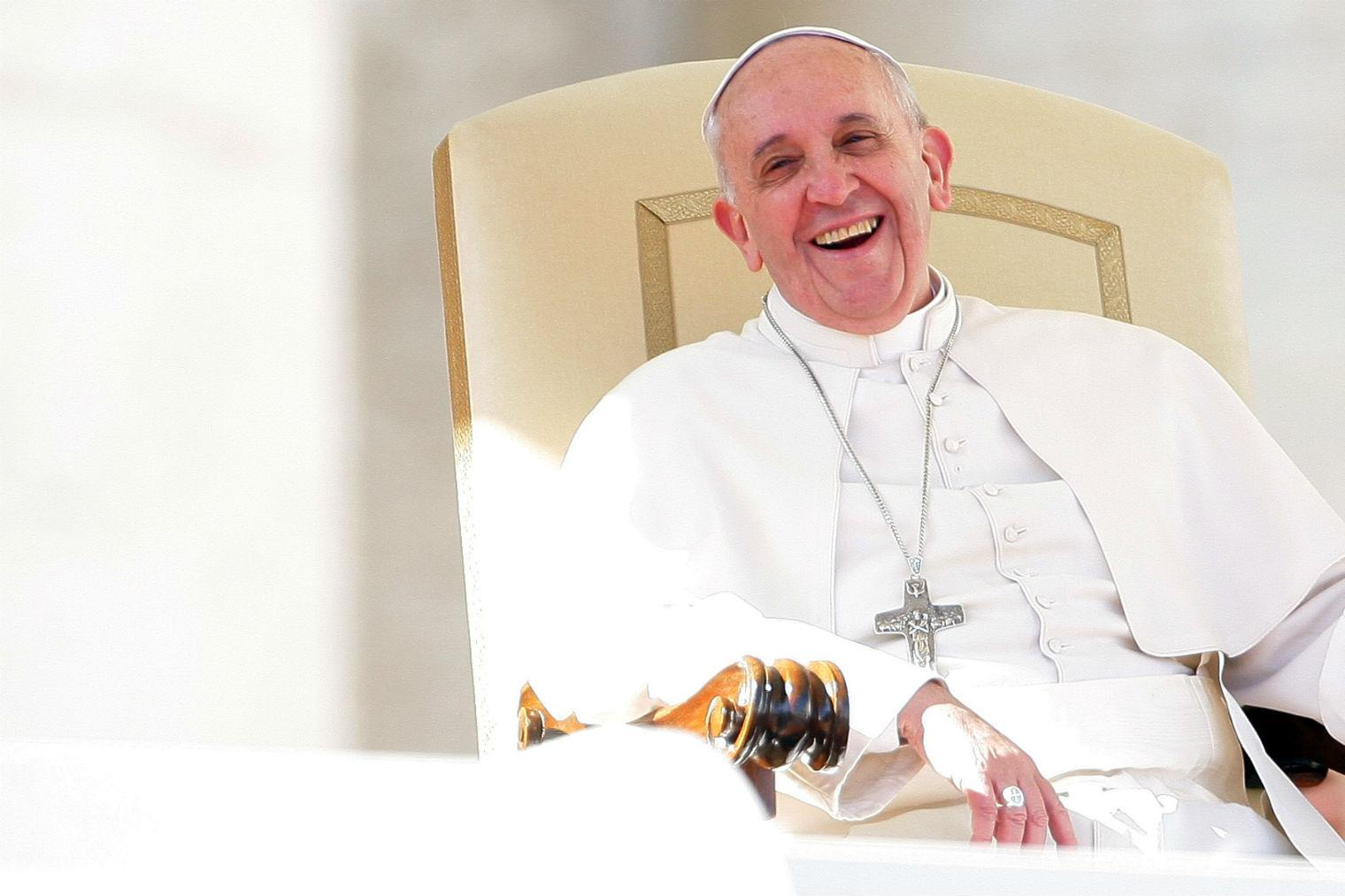 9 awesome things Pope Francis did in 2014 | indy100