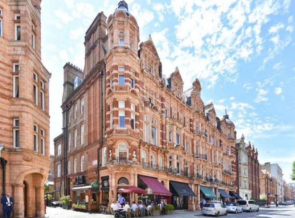 """In 2015, the average price of what the report calls an """"ultra-prime residential property"""" in Mayfair was $5,306 per square foot. Since then, it has dropped by 10.6 per cent to $4,741 per square foot"""