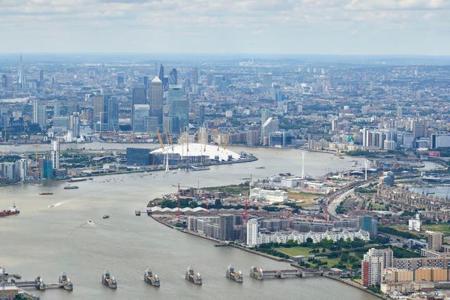 China's increasing controls on overseas investments may pave the way for other investors in UK office space